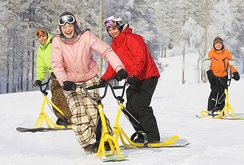 Хотите интересно отдохнуть, туры из Петербурга в Финляндию