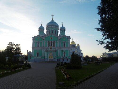 Дивеево храмы