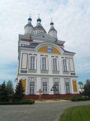 Сканово монастырь
