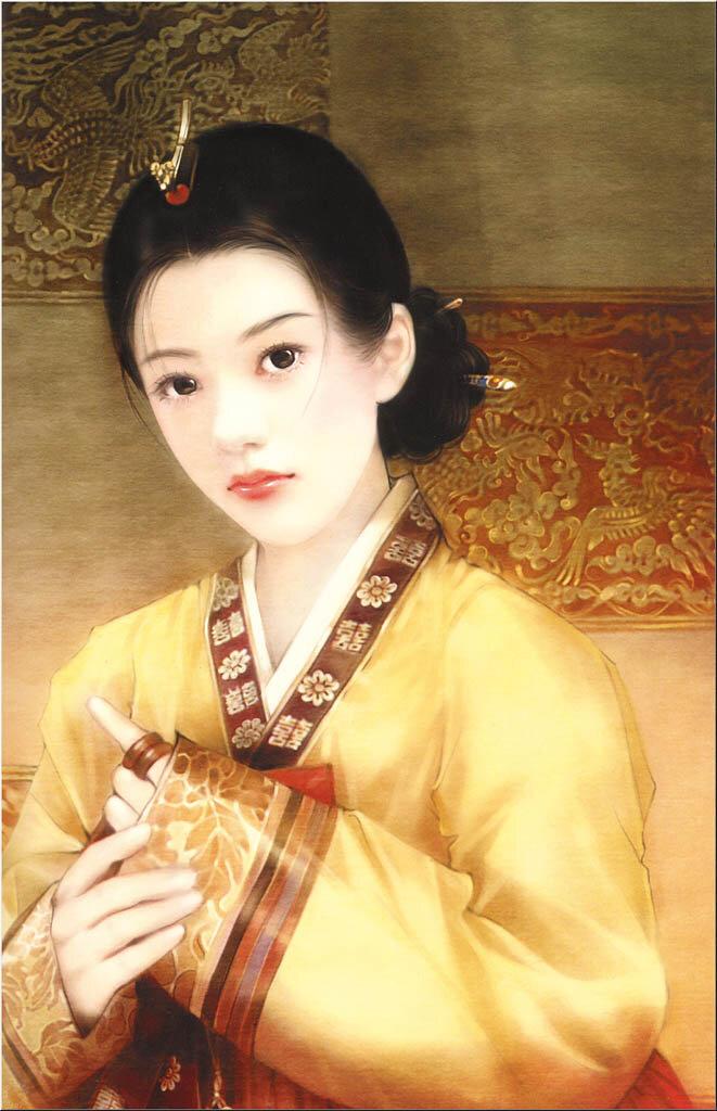 Фото азиаток китаек 11 фотография