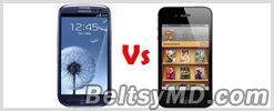 Что выбрать Samsung или Apple
