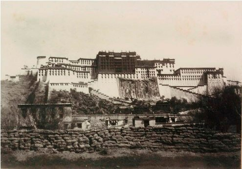 Первые фотографии Тибета