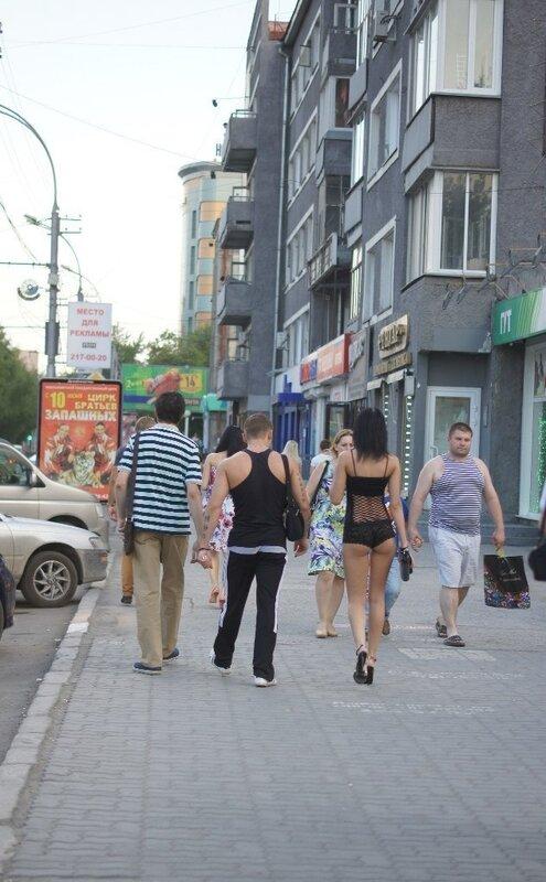 Девушки Новосибирска