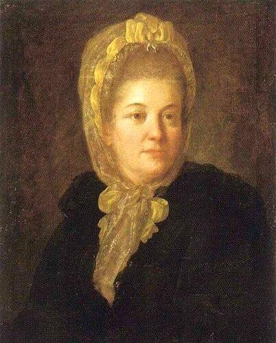 Мария Артемьевна Волынская.