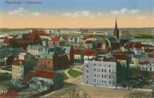 Город и замок Кентшин
