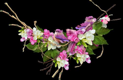 صور الزهور والطيور لتزيين الصفحات 2014