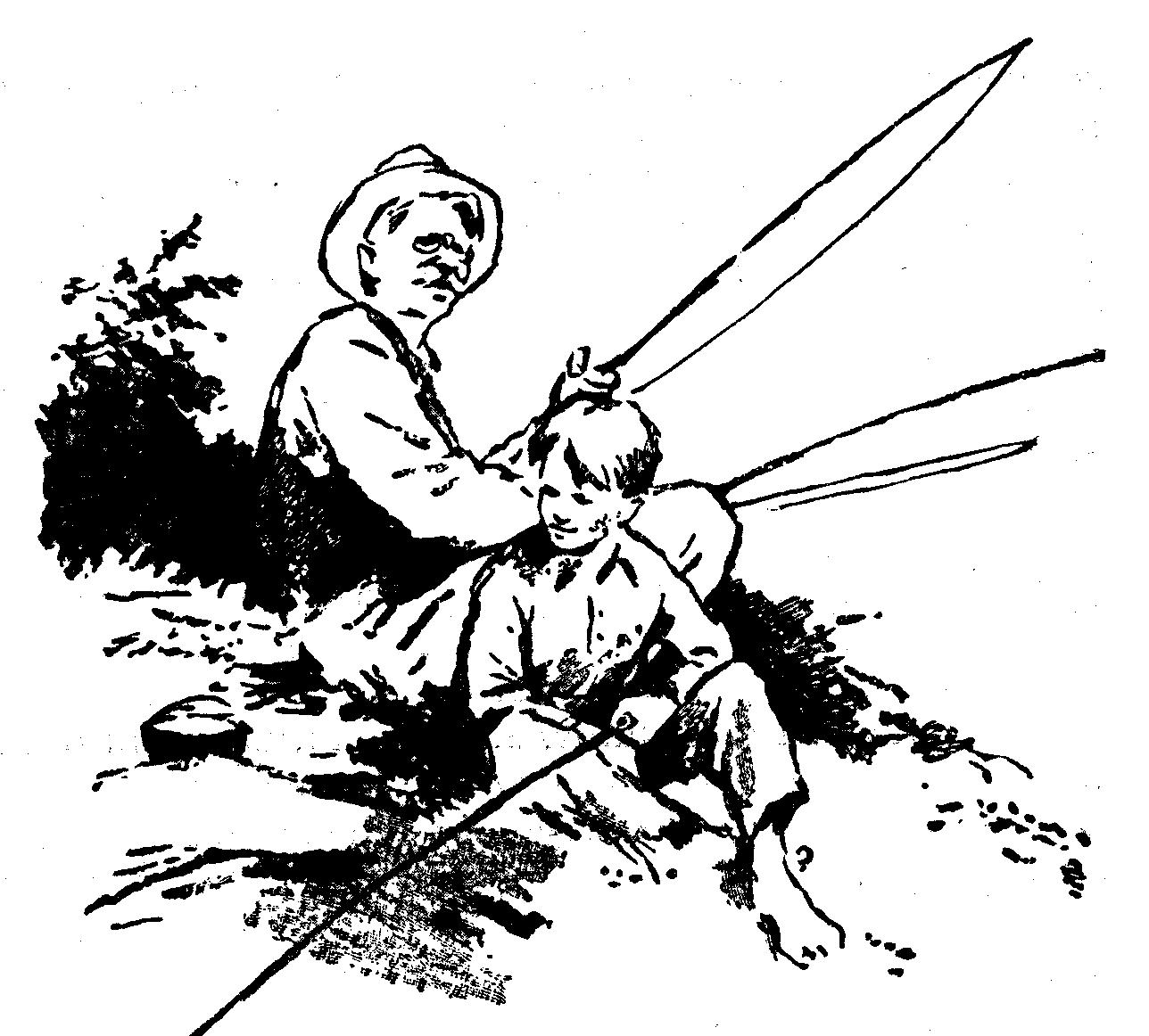 рассказы петрович на рыбалке