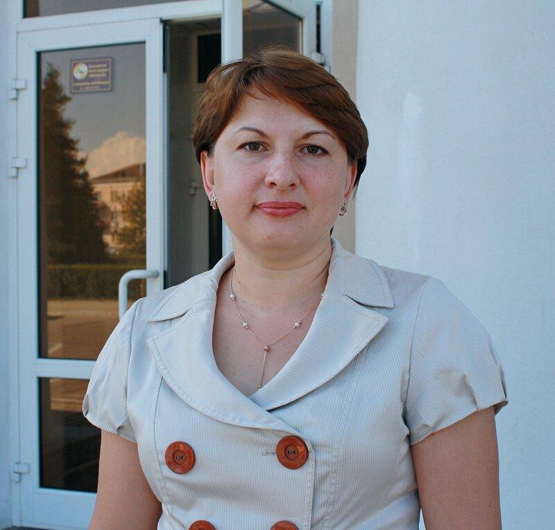 Елена Валерьевна Балашова