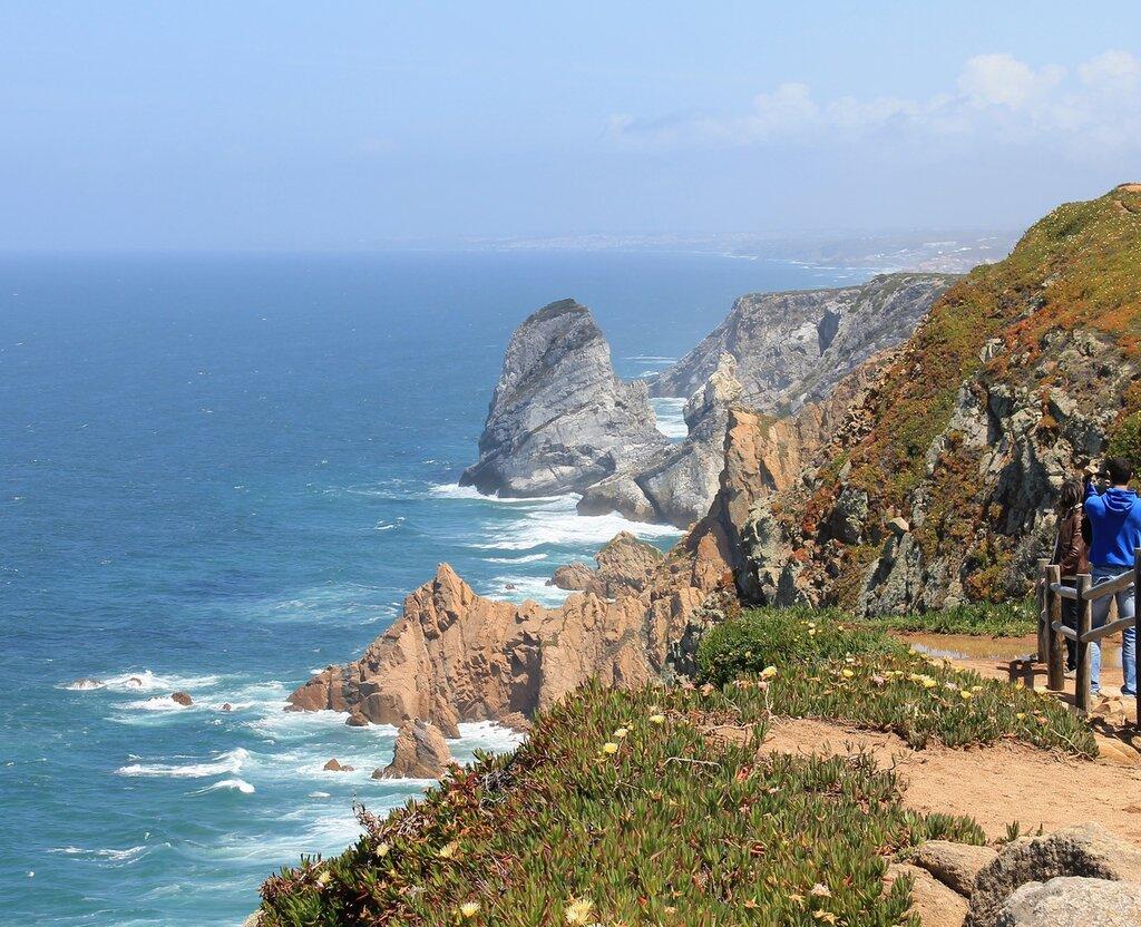 Portugal. Cape Rock