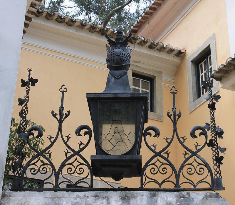Синтра. Rua Gil Vicente. Sintra