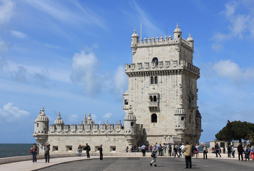 Lisbon. Belém tower (Torre de Belém)