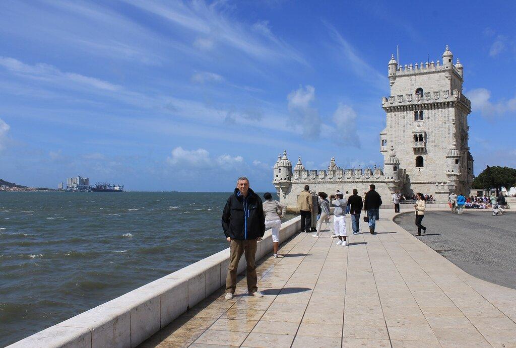 Лиссабон. Башня Белен (Torre de Belém)