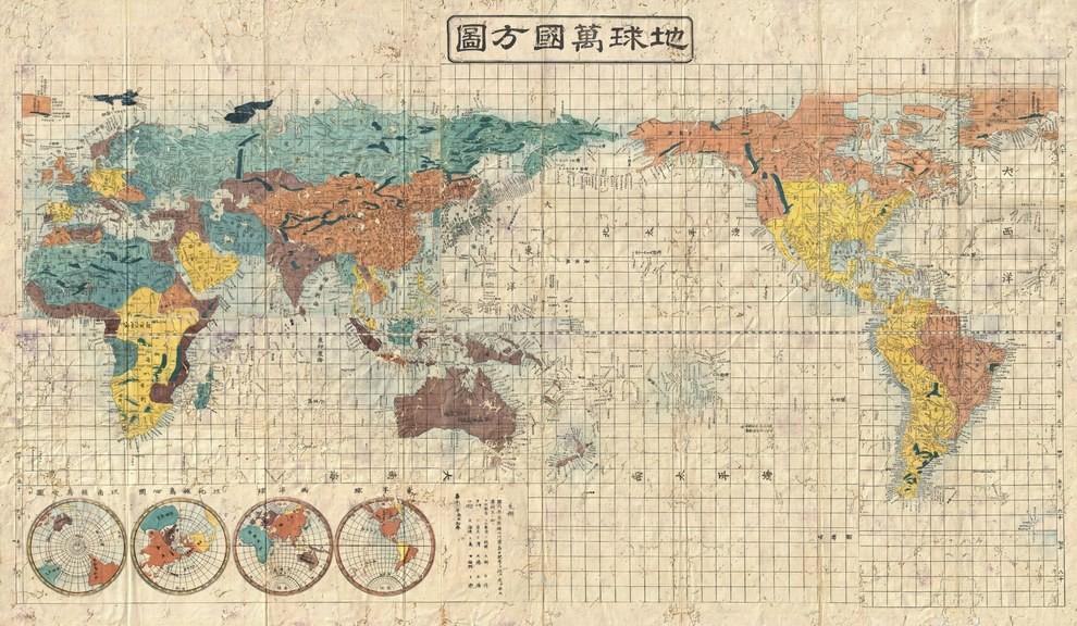 География мира в представлении Помпония Мелы в 43 году