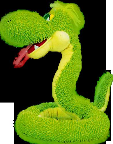 играчка змия