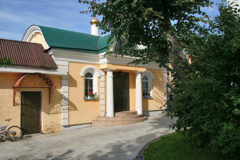 Вознесенская церковь в Перемилове