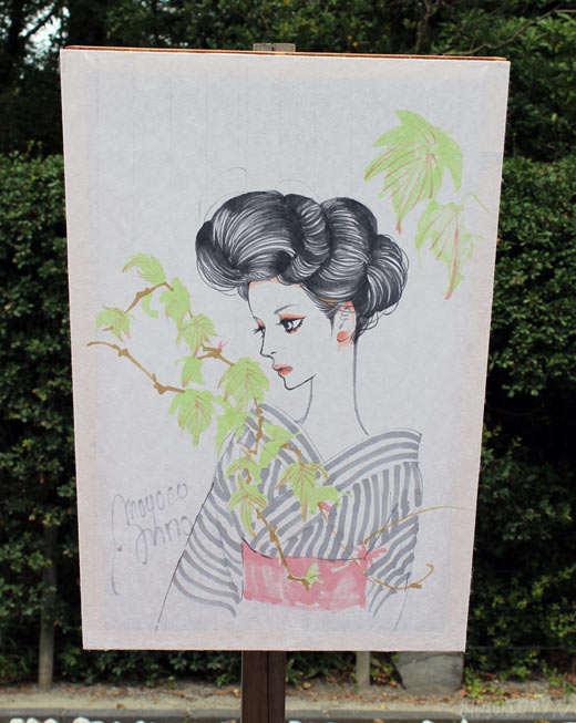 Evangelion Shin Gekijou-ban Q Quickening, аниме 2012, Кхара, Евангелион, Хидэаки Анно, Моёко Анно, бонбори мацури, фестиваль бумажных фонарей