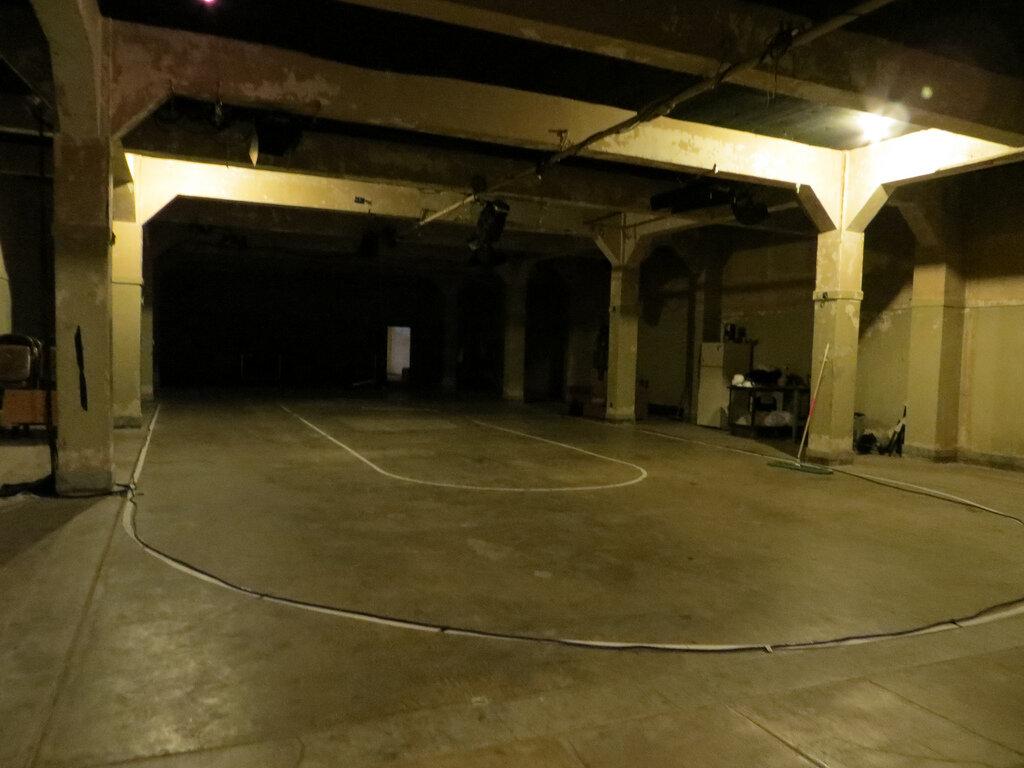 Adult Film Sets at the San Francisco Armory. studio 33 Adult Film Sets