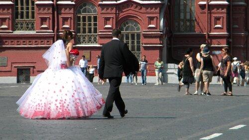 День ВДВ-Красная площадь
