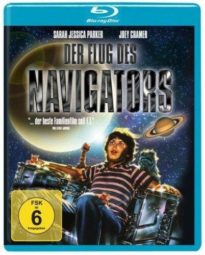 Полёт навигатора / Flight of the Navigator