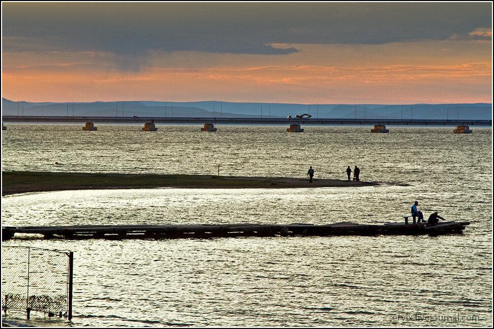 И, конечно, красивейший Амурский залив!
