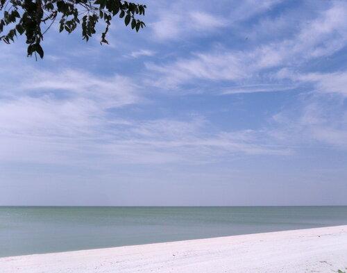 На пляжных километрах, август 2012