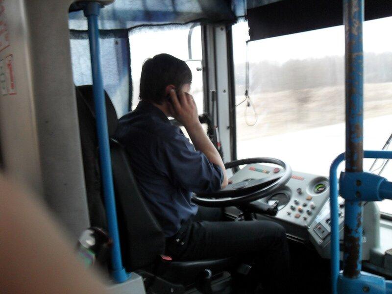 это фото сделано телефоном во время движения автобуса!  Воробьёв Анатолий Владимирович.