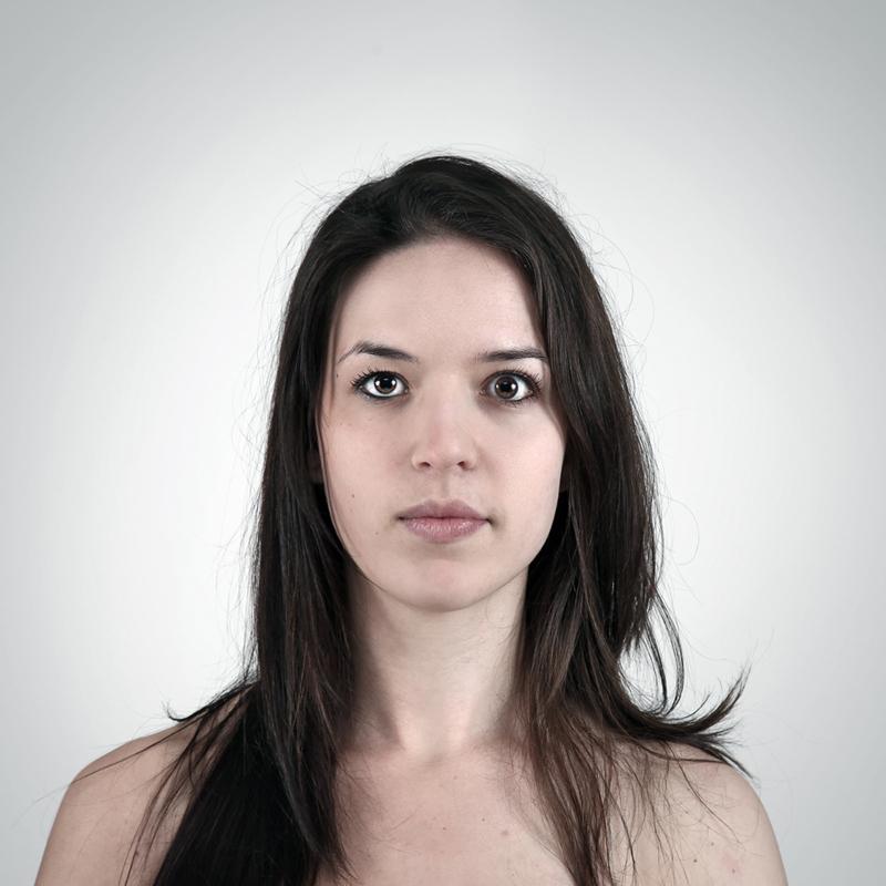 Генетические портреты. Проект Ульриха Коллета.