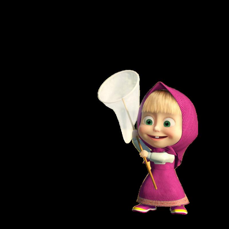 Картинка анимашка маша, первый раз детский