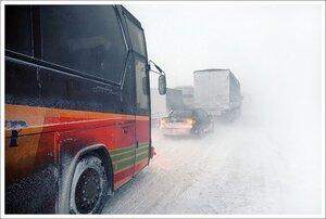 """Федеральная трасса """"Колыма"""" от Магадана до Якутии открылась для всех видов транспорта"""