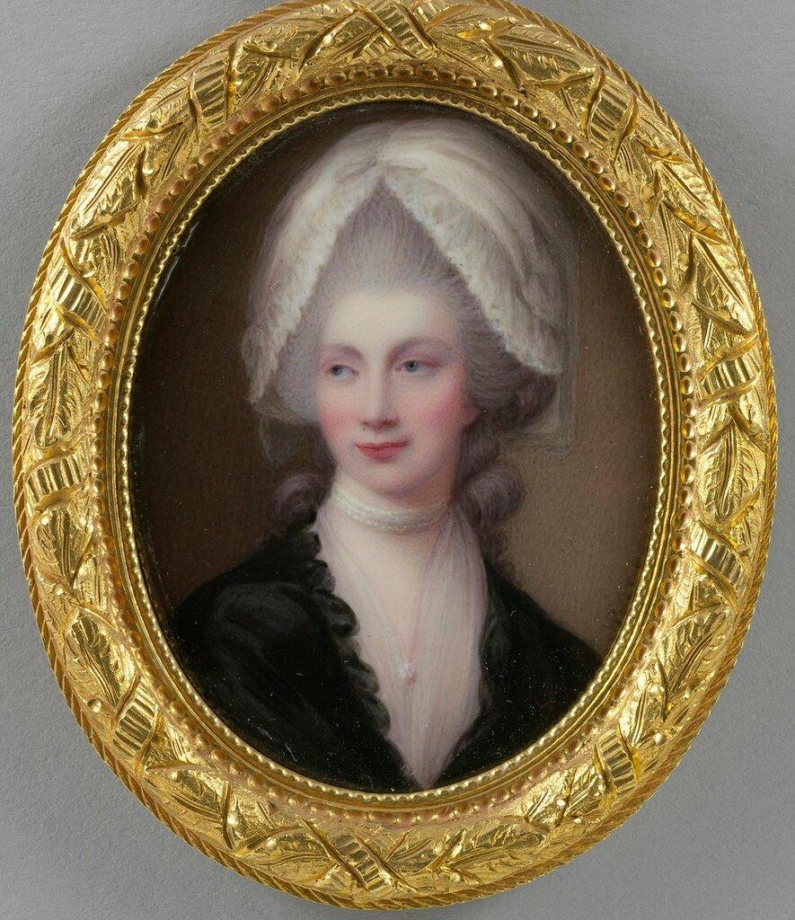 Королева Шарлотта (1744-1818), принцесса Мекленбург-Стрелиц