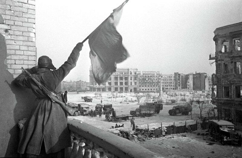 «Правда», 8 февраля 1943 года
