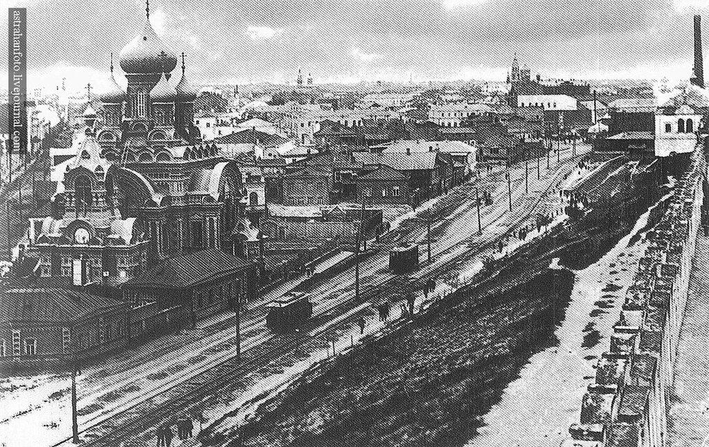 Автор неизвестен. Вид на Косу. Начало ХХ века.
