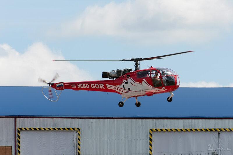 Sud SA-319 Alouette III DSC_2169