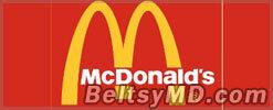 В Бельцах запланировано строительство McDonald's