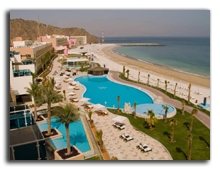 ОАЭ. Фуджейра. Radisson Blu Fujairah Resort 5*