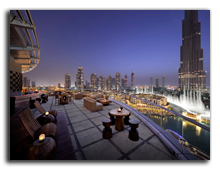 ОАЭ. Дубаи. The Address, Downtown Burj Dubai 5*