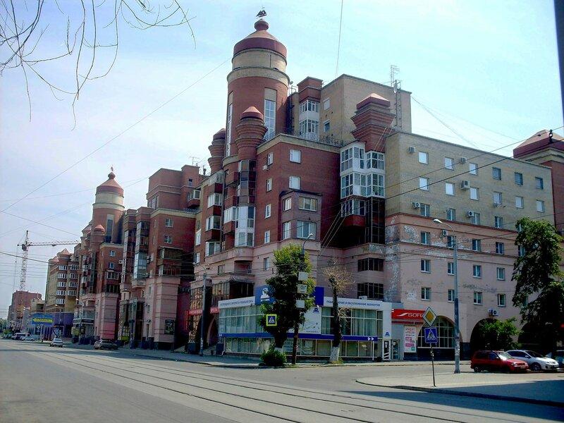 Улица им. Карла Маркса.