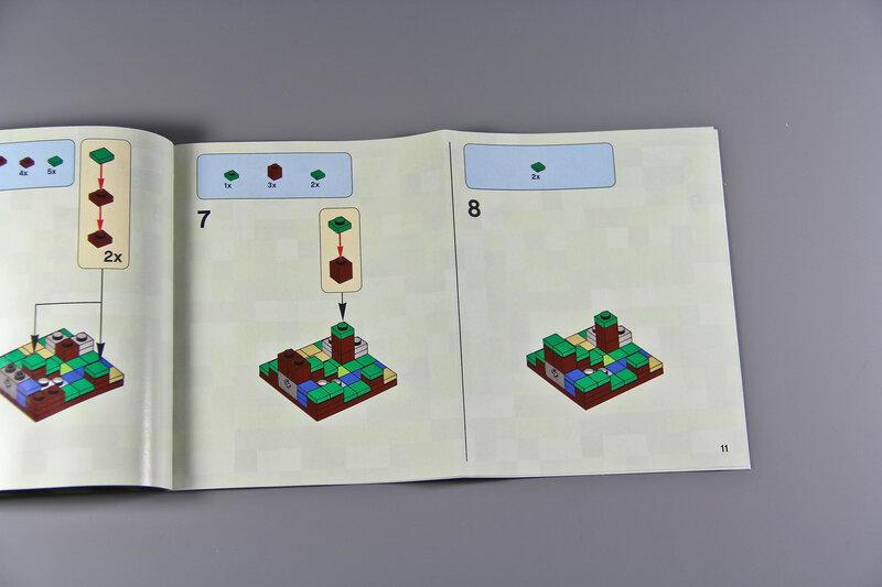 Инструкция по сборке LEGO 4202