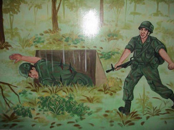 0 7ab0c df2039c1 orig Тоннели и ловушки вьетнамских партизан