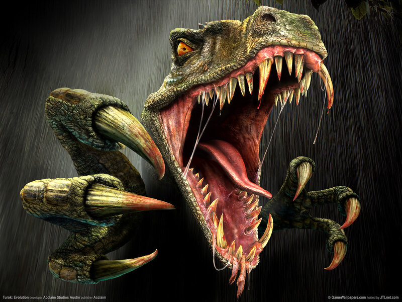 Обои HD. Ты рассматриваешь. Категория. динозавры fractalius.