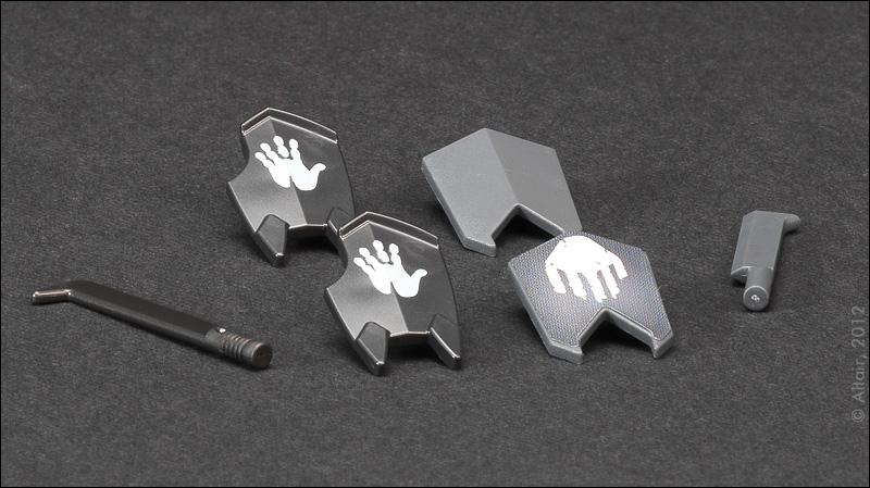 Оружие Лего vs. Брикфордж