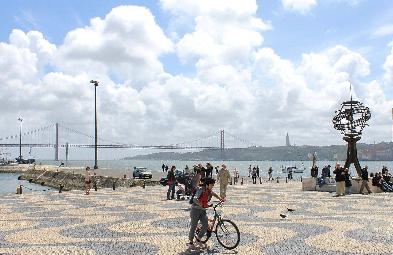 Lisbon. Belen embankment