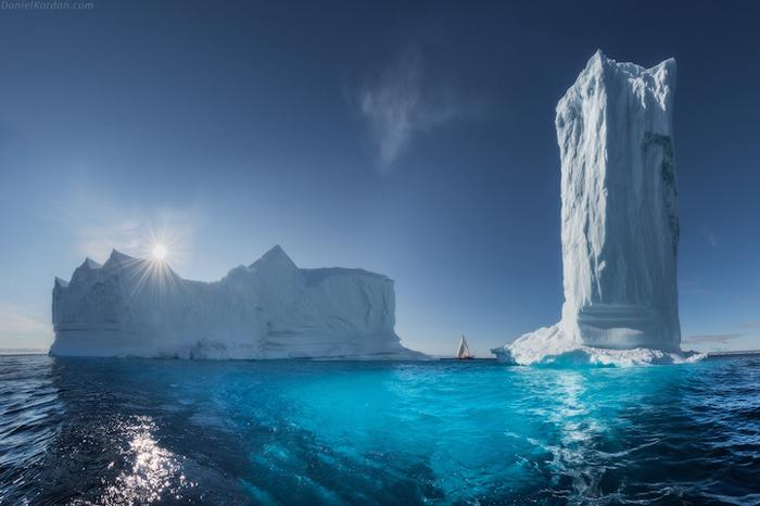 Гренландский небоскреб.