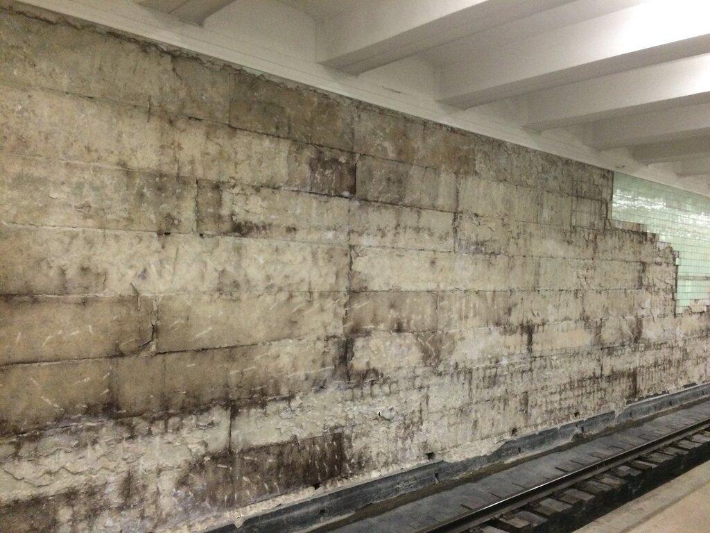 метро Юго-Западная 8 февраля 2016 года