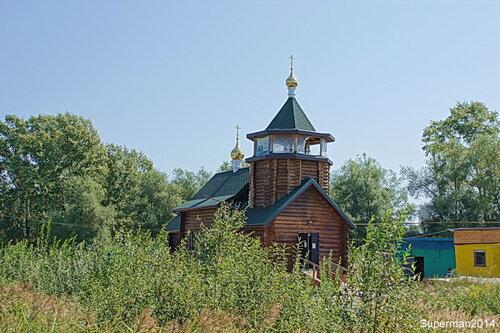 п.Верея - Храм Святой Блаженной Матроны Московской