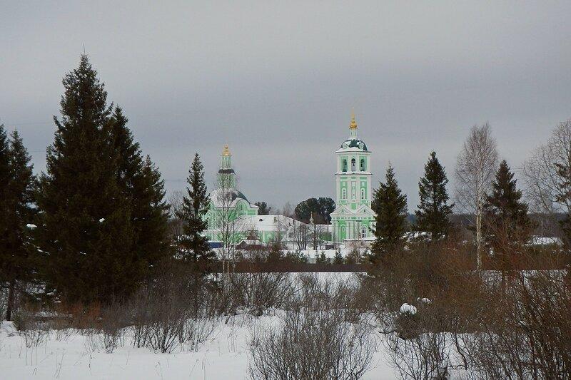 Церковь в Волково (Кировская область)