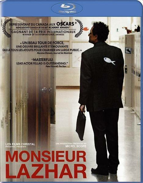 �������� ����� / Monsieur Lazhar (2011) HDRip