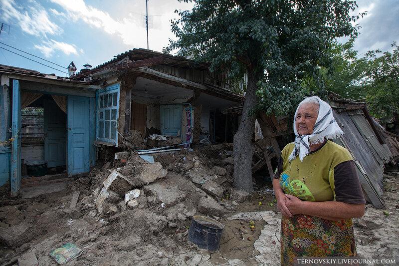Крымск.... 12 дней спустя... 18 июля 2012 года