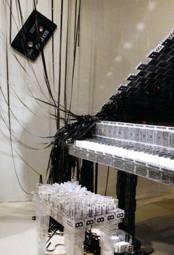 Вторичное использование магнитофонных кассет