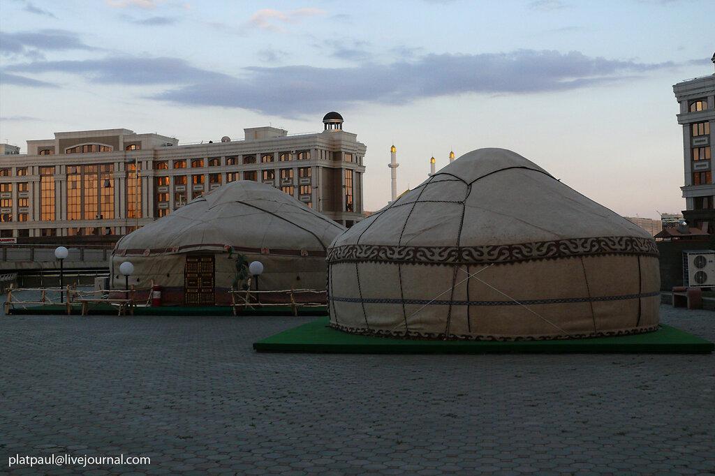 Астана 2011
